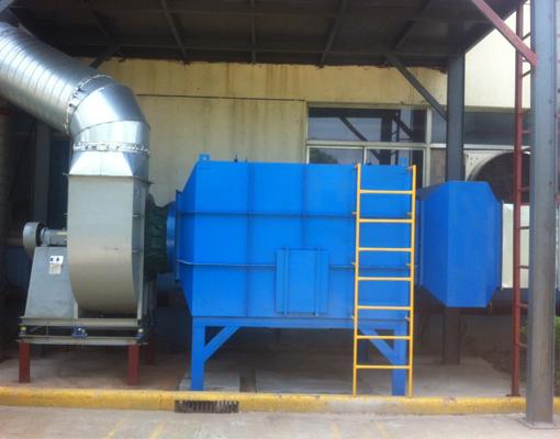 厂家供应喷漆废气处理环保设备 全过程除臭